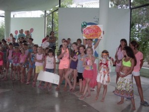Гуманитарный проект «Дети Донбасса»